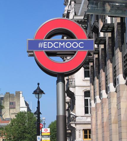 Next stop is #edcMooc