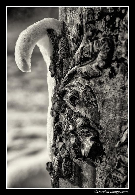 Grave Stone Cornice