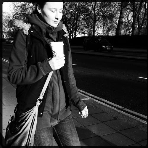 Caffeine bliss by Darrin Nightingale