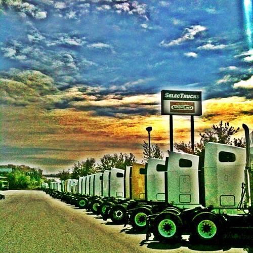 Triad-Freightliner Greensboro by Greensboro NC
