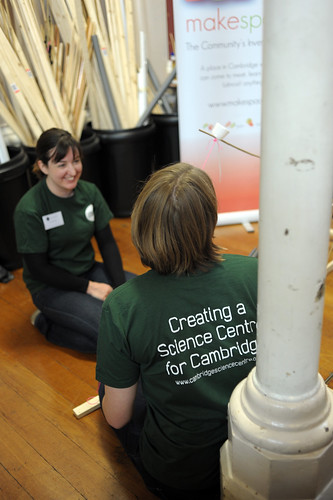 Cambridge Science Centre Chain Reaction
