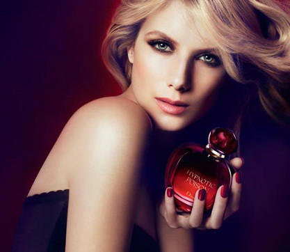 Beauty Impulses Mélanie-Laurent-For-Dior's-Hypnotic-Poison