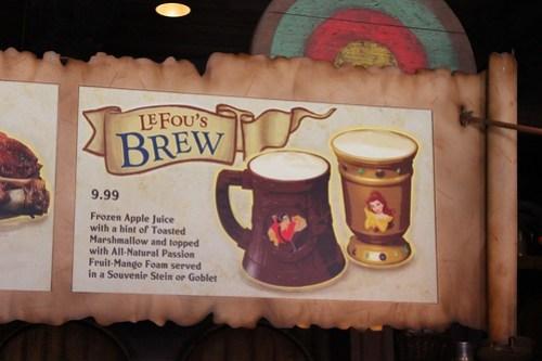 Gaston's Tavern in New Fantasyland