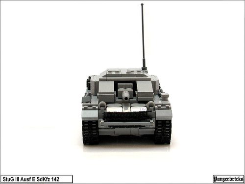 Sturmgeschütz III Ausf E SdKfz 142