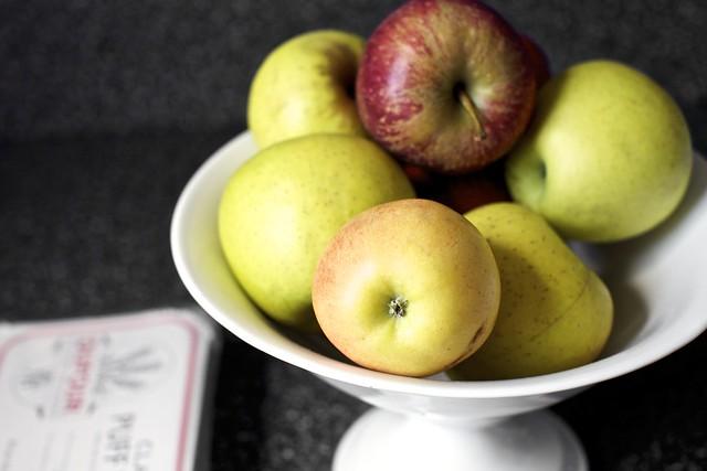we went apple picking. send help.