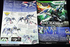 ANA 00 Raiser Gundam HG 1-144 G30th Limited Kit OOTB Unboxing Review (10)