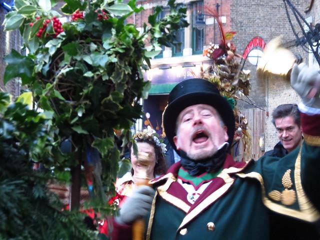 Twelfth Night celebrations