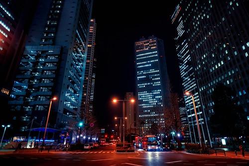 Shinjuku Blues by hidesax