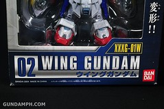 SD Archive Wing Gundam Unboxing Review (7)