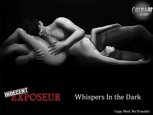 Cinema Exclusive - Whispers in the Dark