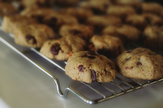 paths to my heart, and cookies