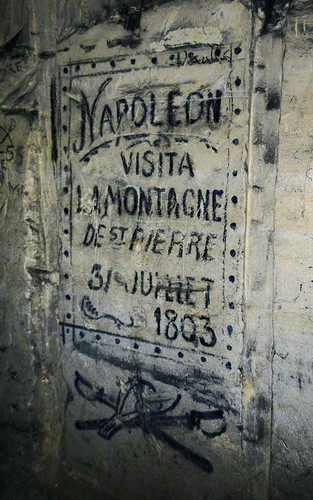 Napoleon was here