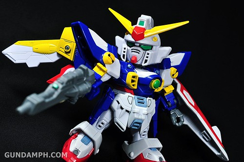 SD Archive Wing Gundam Unboxing Review (38)