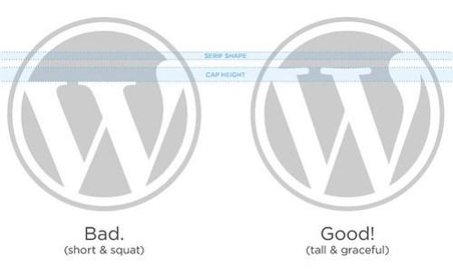 WordPress ロゴ比較