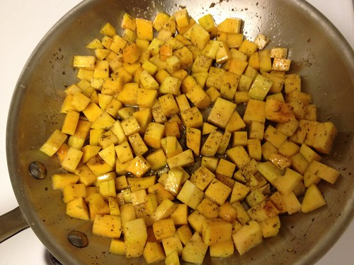 brown butter butternut squash