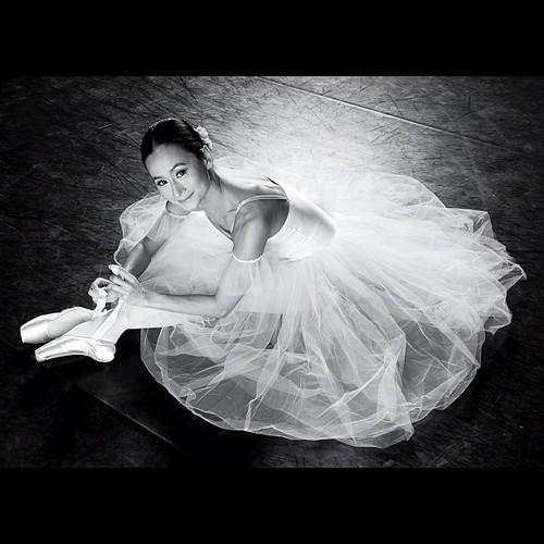 Queen ballerina @lisamacuja  in this photo taken a few months ago. #nikon #blackandwhite #monochrome #awesomeshots #ballet #philippines #photooftheday #photographyeveryday #igersasia #igersmanila #picoftheday #picoftheday