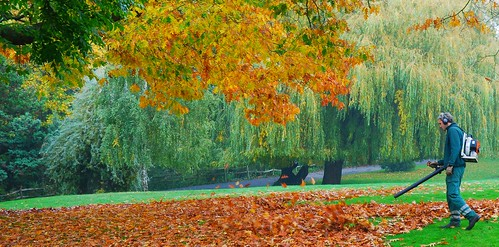 Springfield Park, Stamford Hill, London, England.