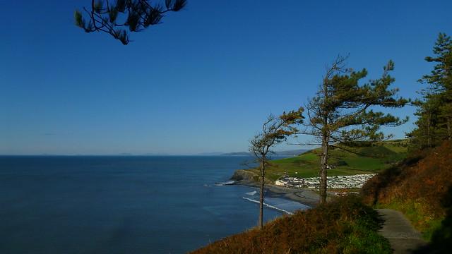 Clarach Bay, Constitution Hill