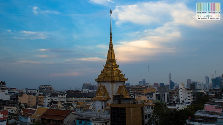 Trimit Temple