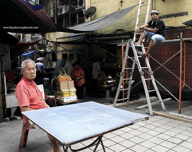 Petaling Street Chinatown Malaysia