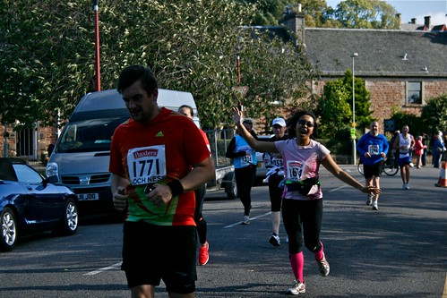 Marathon - Almost there!