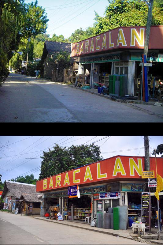 Baracalan, El Nido, Palawan