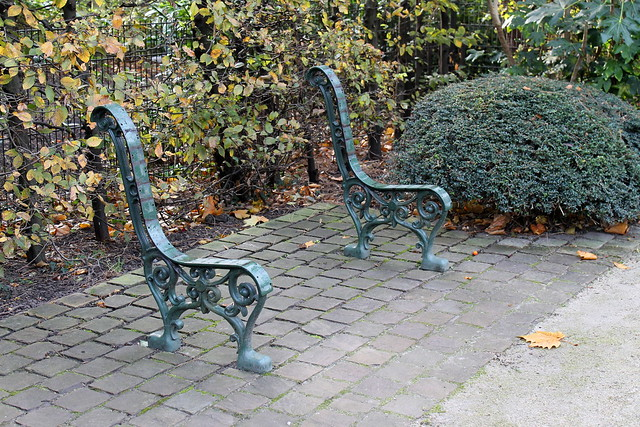 Invisible Bench