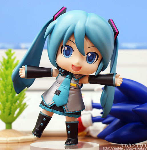 Nendoroid Miku Dayo
