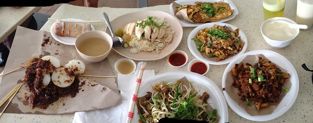 Breakfast at Tiong Bahru