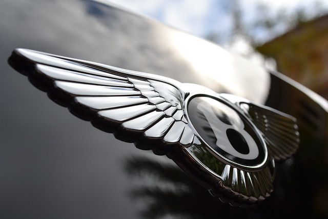 Bentley Detail