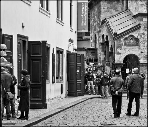 Prag / jüdisches Viertel / jewish quarter