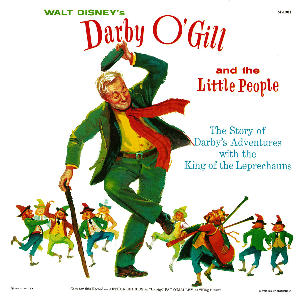 Oliver Wallace - Darby O'Gill and the Little People