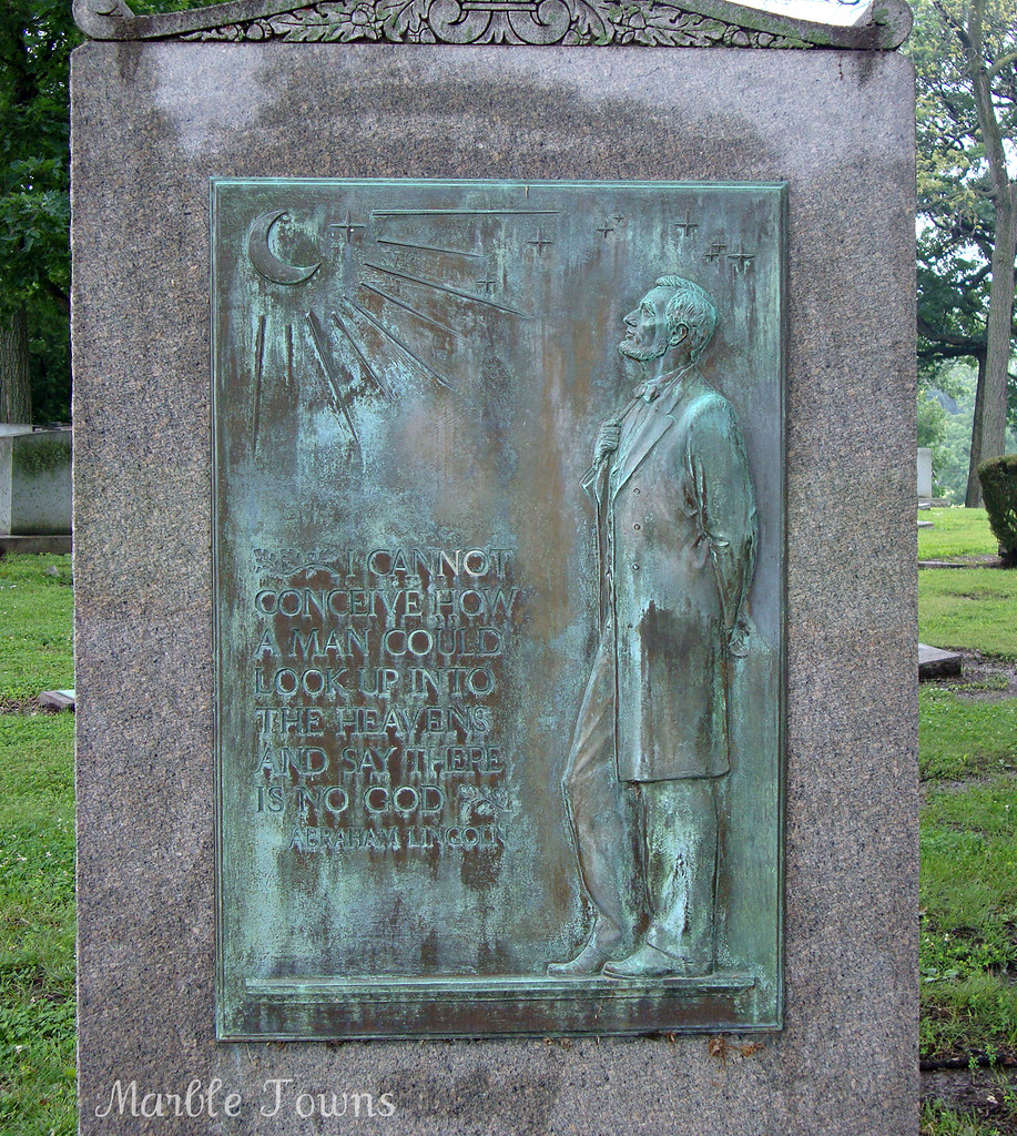 Oak Ridge Cem-lincoln marker.JPG