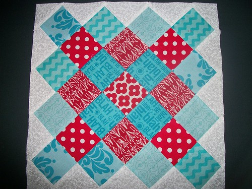 Starter for Creative Quilt Blocks Swap