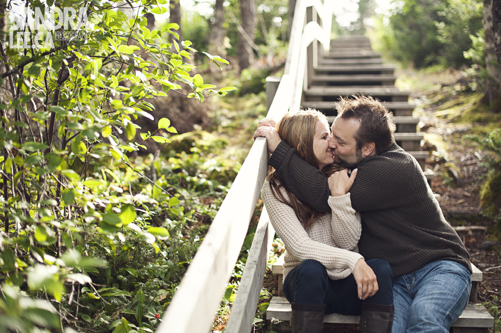 Blaine + Kim Butterpot Park Engagement