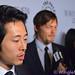 Steven Yeun & Norman Reedus - DSC_0138