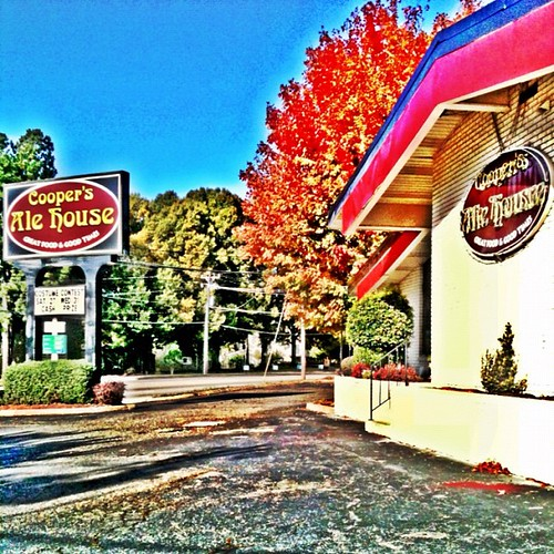 Coopers Ale House by Greensboro NC