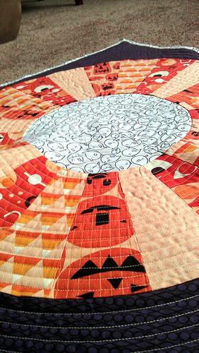 Blogger's Quilt Festival Fall 2012 (2/5)