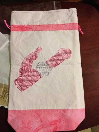 Phat quarter toy bag!!!!