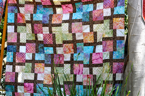 Sel's Swap Day Quilt