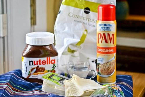 Baked Nutella Ravioli-1
