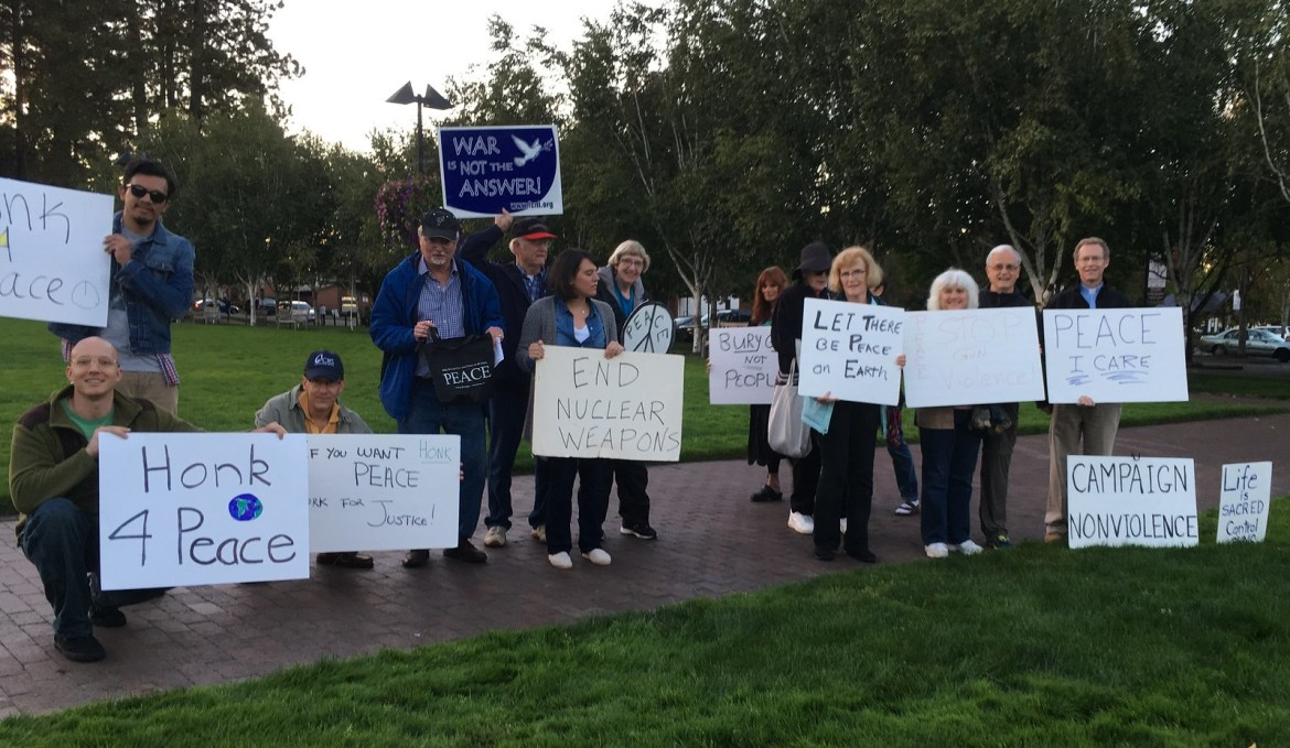 Beaverton, OR Peace Vigil CNV 2016 (7)