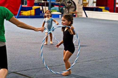 bringing back the hula hoop