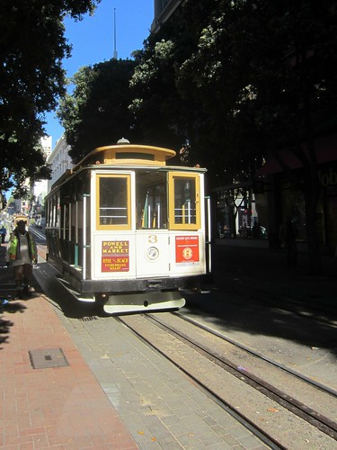powell cable car
