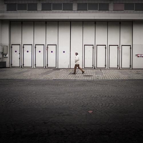 Camouflage (Liège, Belgique) - Photo : Gilderic