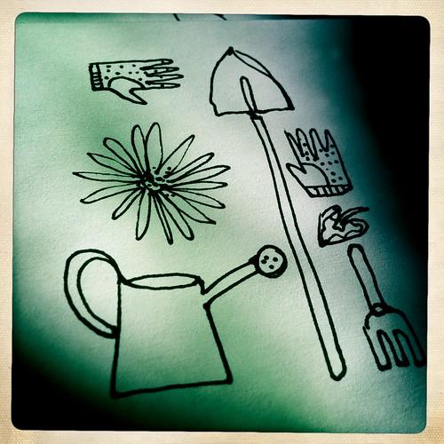 sketching - in porgress