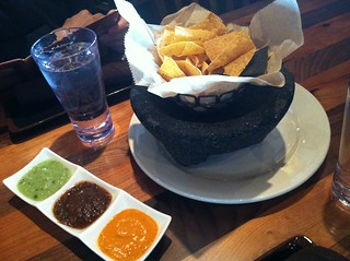 Chips and Salsa from Mago Cantina and Grill