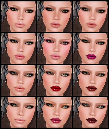 Glam Affair | Amberly | Makeups