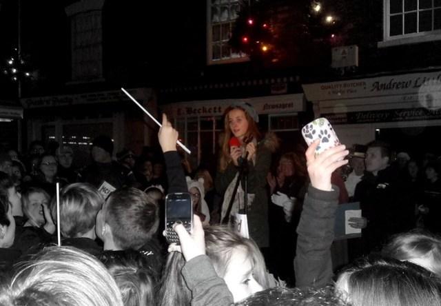 Jaimie-Leigh Smithson fans