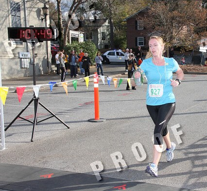 Toys for Tots 10K